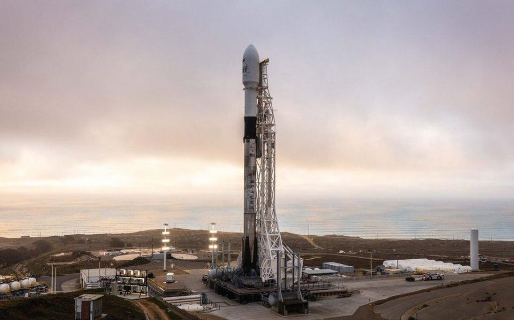 SpaceX's 60-Satellite Launch